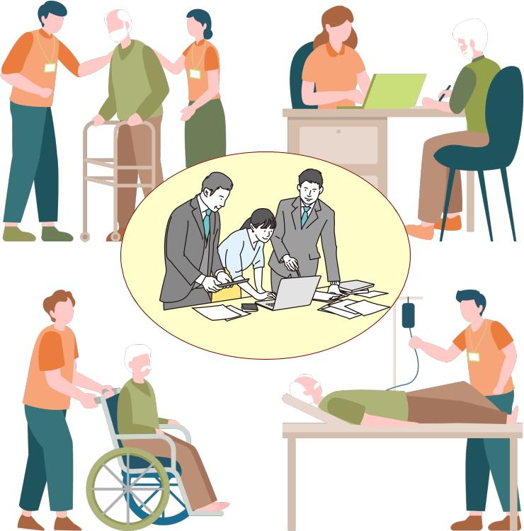 介護ソフトは料金比較より必要機能が最小限で職員にも使いこなせるものがおすすめ